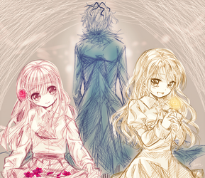Doodle Ib by Yamicchi