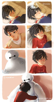 Tadashi is here by enmoire