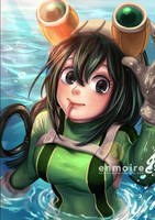 Tsuyu by enmoire