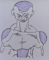 Frieza by chile3456