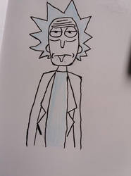 rick by chile3456