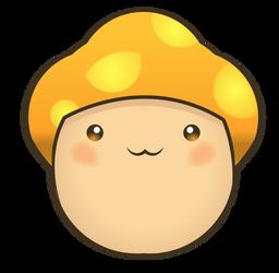 Maplestory 2 Mushroom Icon With Stroke By Lextragon On Deviantart