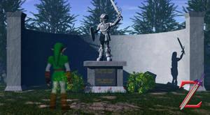 A Hero's Memorial by HeroofTime123