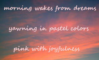 Morning Haiku by Star-Grace