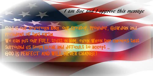 GOD is President by Star-Grace