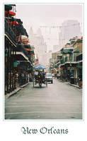 New Orleans-Shot1: TheScenery by Backwardman