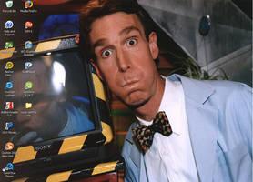 Bill Nye The Science Guy by rockerneko