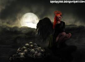 Dark Angel by davdajuhi