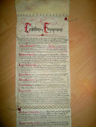 Bilbo's Contract detail 2 by Panthaleon