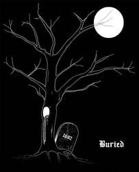 Buried by Blackwolfsad