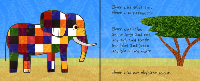 Elmer 1 by hallatt