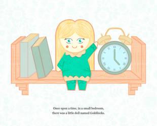 Goldilocks And The Three Teddy Bears 1 by hallatt