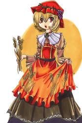 Aki's Harvest by LohiAxel