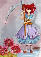 Higanbana's Girl by LohiAxel