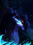 Blue Ragnarok by LohiAxel