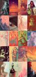 Color palettes by LohiAxel