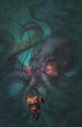 Kraken by b-nine