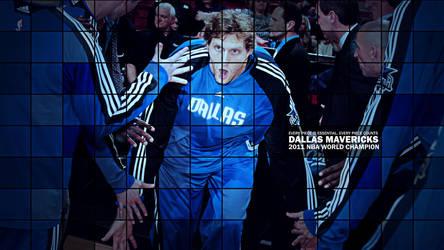 Dallas Mavericks Wallpaper by ronmustdie