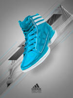 Adidas Crazy Light by ronmustdie