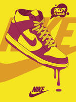 Nike Dunk by ronmustdie