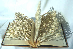 quilling book by mysticdragon3