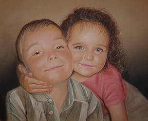 siblings by GOTYCKI