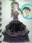 The Goth Queen by Sab-Hanna