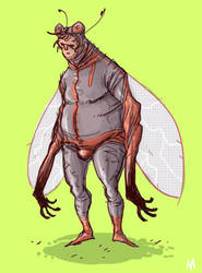 bugman by marklaszlo666