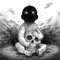 skull by marklaszlo666