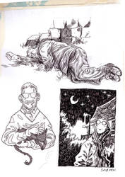 sketchbook by marklaszlo666