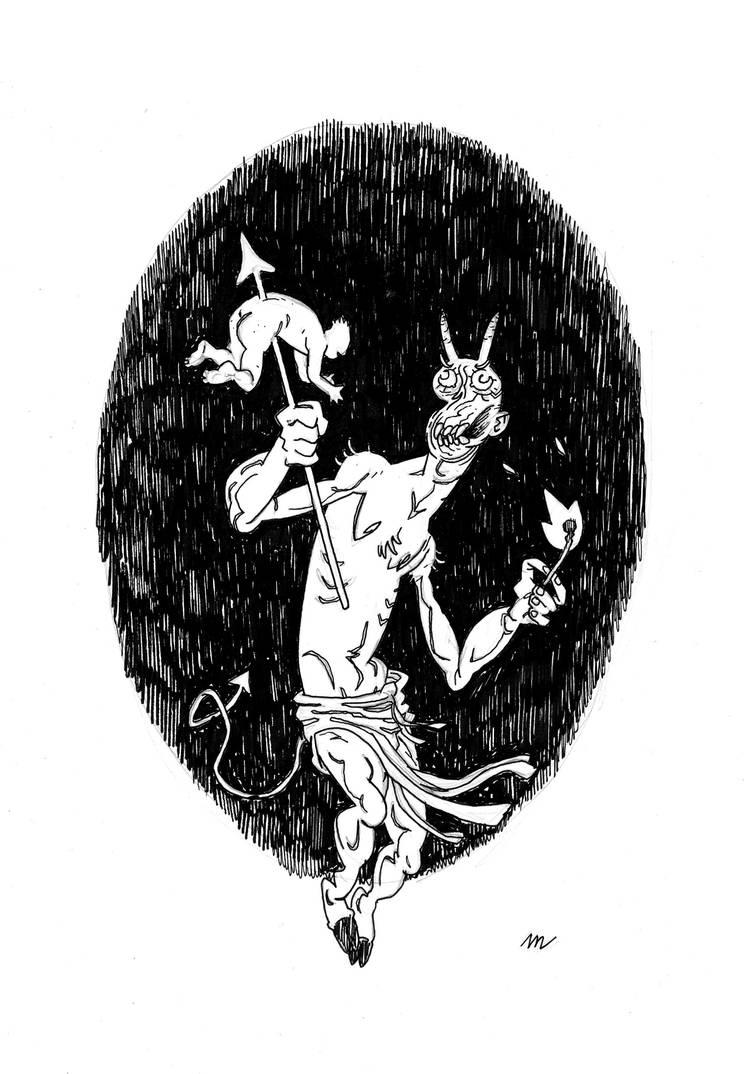 devil by marklaszlo666