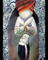 Lona - Egyptian Vampire. by xothique