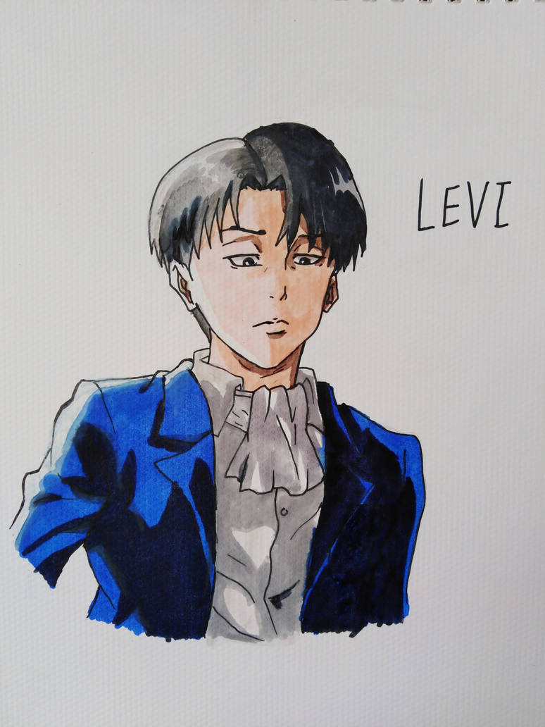 levi by black-solaf13