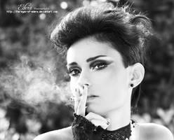 Smokin' Away by phoenixgraphixstudio