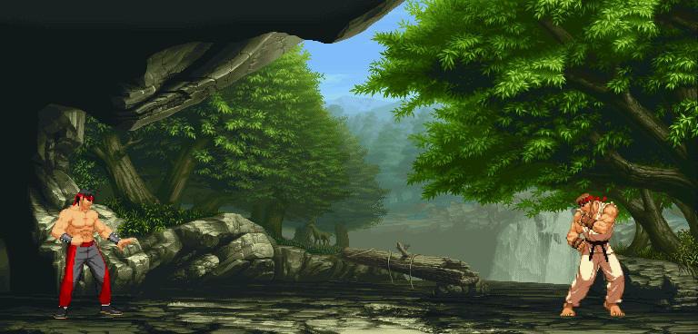 Ryu Dude By Mojaramask-d8nm3fd by MadnessAbe