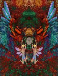 Fairy Series 7 by RCrystalWolfe