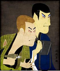 Kabukitrek 2 by Masazaki