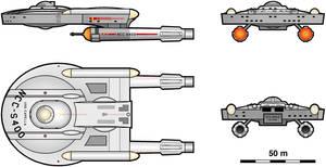 Capella-class Utility Ship by Masazaki