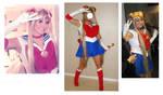 Sailor Moon costume by Erikor