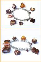 Chocolate bracelet by Erikor