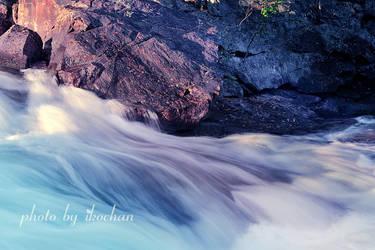 Soft river by Erikor