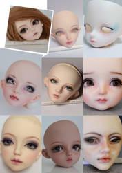 Face-ups by Erikor