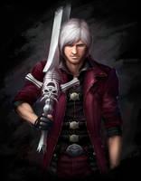 Dante by Nevi-M
