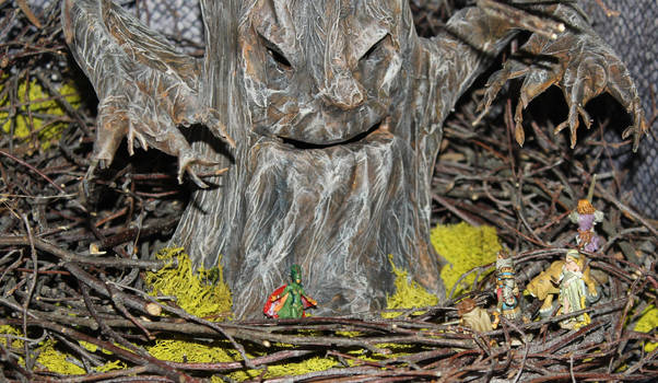 Dark Garden in Runelord Sorshen's vault by MrVergee
