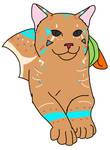 Flecha Arrow (Gingerbread) by Bengaltigeress