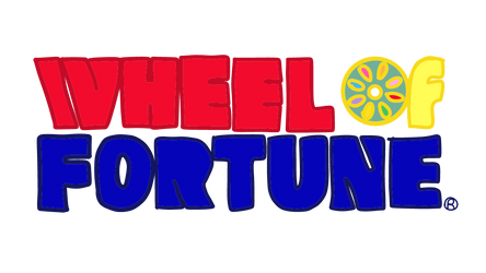Wheel of Fortune Season 37 Concept Logo 5 (vector) by Nadscope99