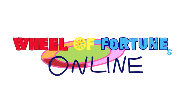 Wheel of Fortune Online Logo Concept Remake 1 by Nadscope99