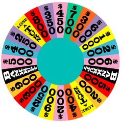 Wheel of Fortune - 89 And 96 Hybrid Layout by Nadscope99