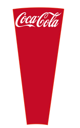 Wheel of Fortune - Coca-Cola Prize Wedge by Nadscope99
