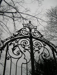 Stock_44: Castle Gates by BeltaneFireStock